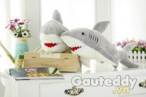 Cá Mập Nhồi Bông