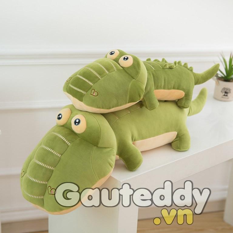 Cá Sấu Nhồi Bông - gauteddy.vn