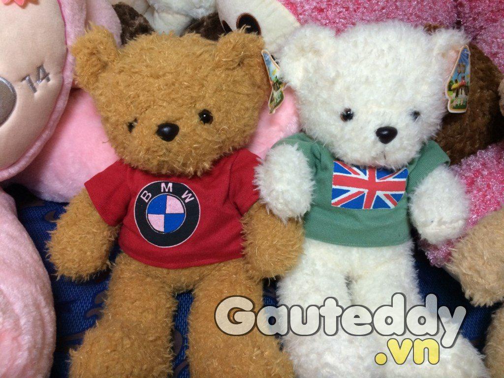 Gấu Bông Áo BMW