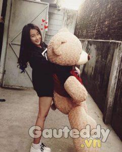 Qùa tặng gấu bông đẹp - gauteddy.vn