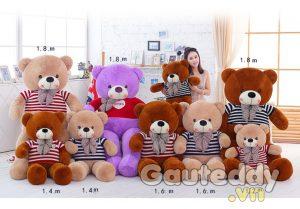 Gấu Bông Đẹp nhất năm 2017 - gauteddy.vn