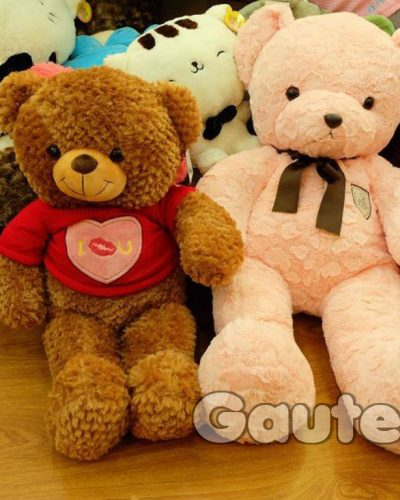 Gấu Teddy Kiss U – gauteddy.vn