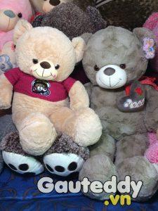 Gấu Teddy MonKey Smile - gauteddy.vn