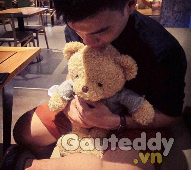 Gấu Teddy Pub Áo Len - gauteddy.vn