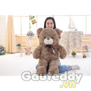 Gấu Teddy Nơ Tim Love - gauteddy.vn