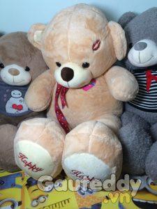 Gấu Teddy Lips - gauteddy.vn