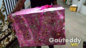 Gói tặng hộp quà