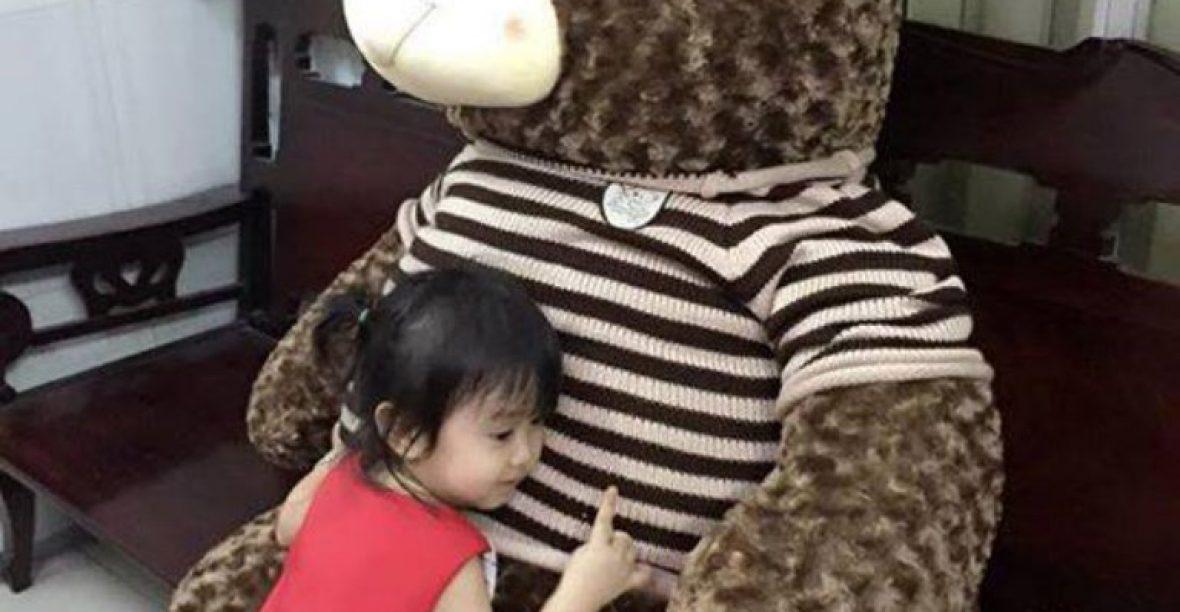 Tại sao phải chọn gấu bông làm quà tặng trong dịp lễ Valentine ?