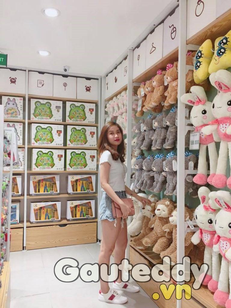 Cửa hàng gấu bông - Gauteddy.vn
