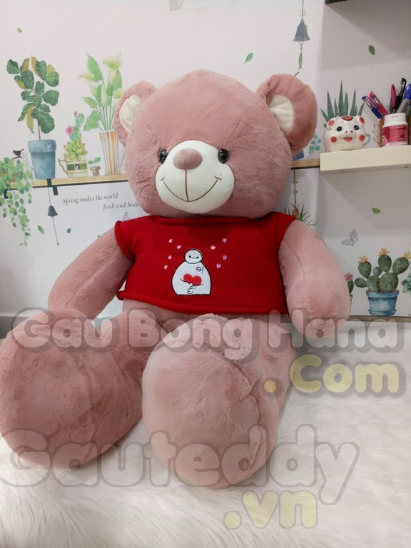 Gấu Teddy Sun BayMax