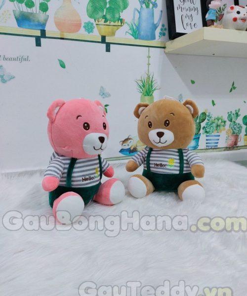 Gấu Bông Hello