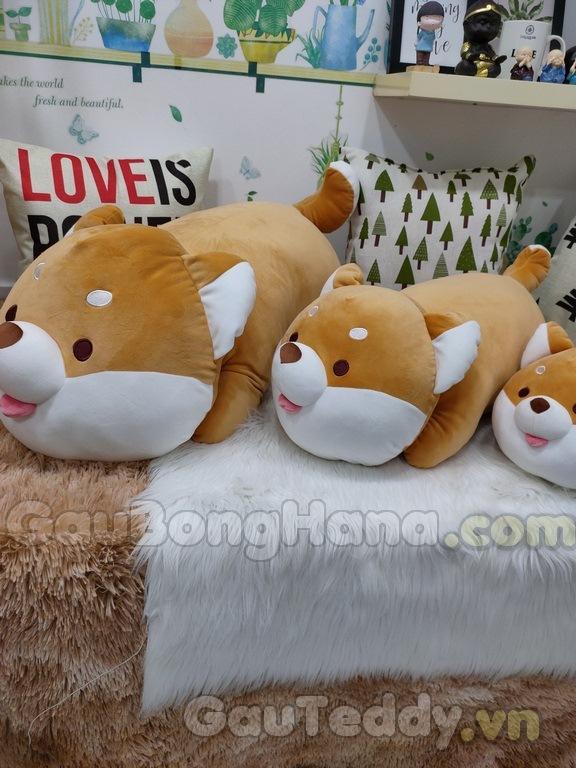 Chó Shiba Nhồi Bông
