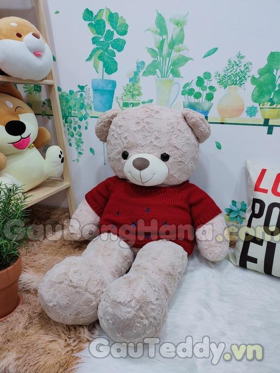 Gấu Bông Áo Sao