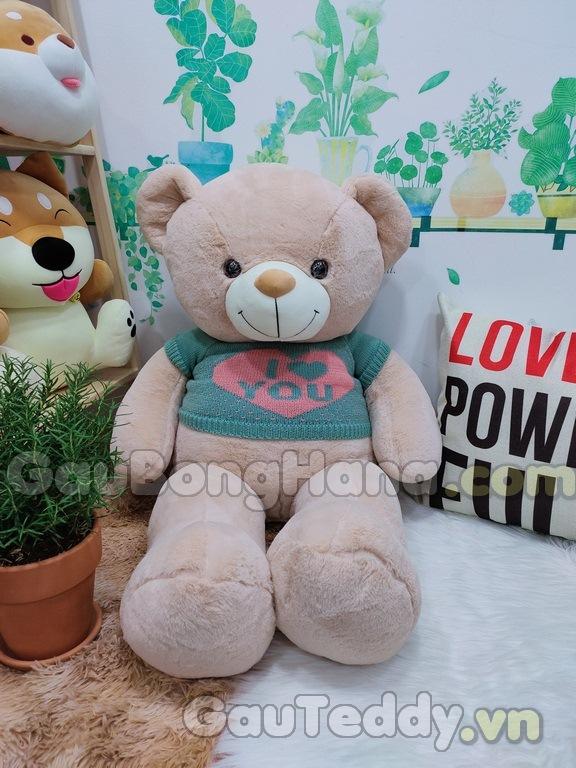 Gấu Teddy Mie Love U