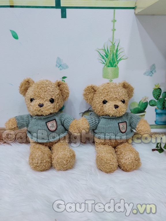 Teddy Head And Tales Size Nhỏ