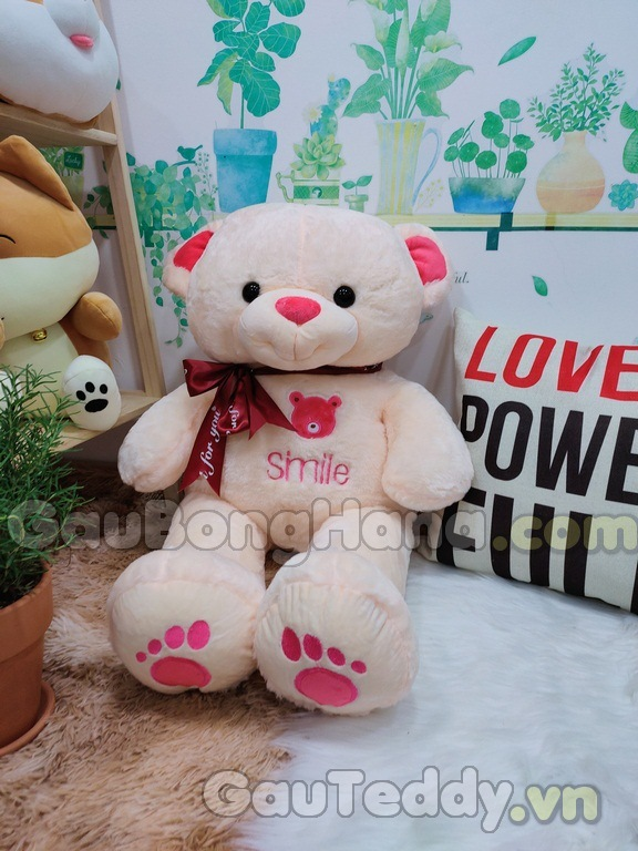 Gấu Bông Teddy Smile