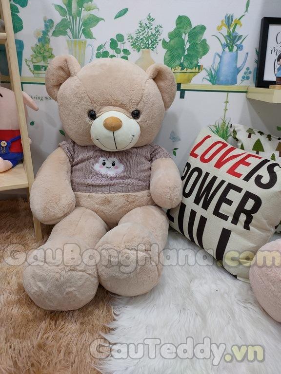 Gấu Bông Mie Nâu