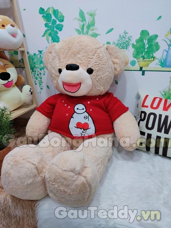 Teddy Snowman