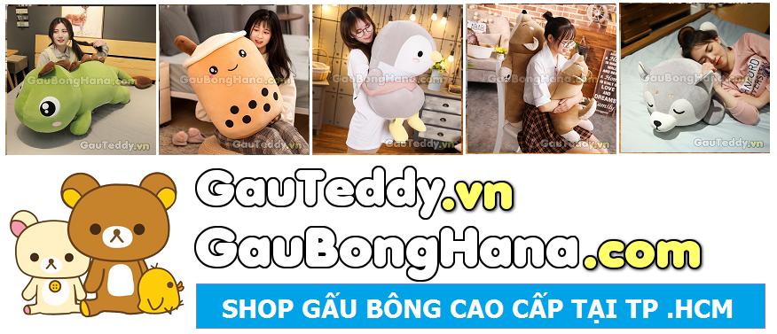 Banner Thú Bông