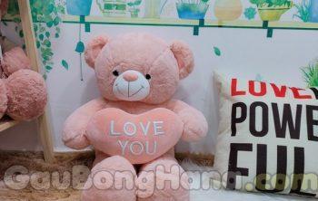 Gấu Bông Love You