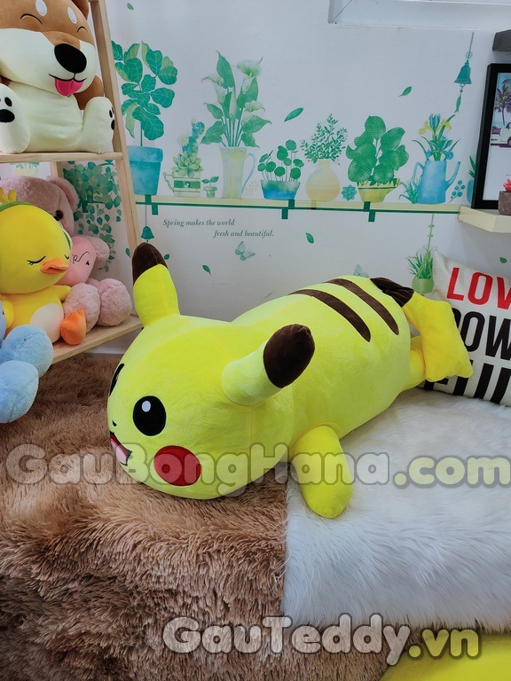 Pikachu Nhồi Bông