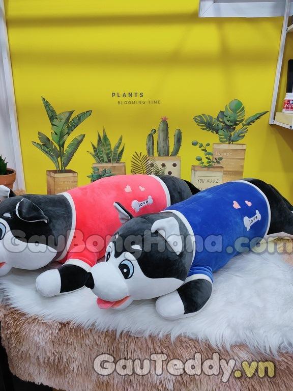 Chó Bông Nằm Love