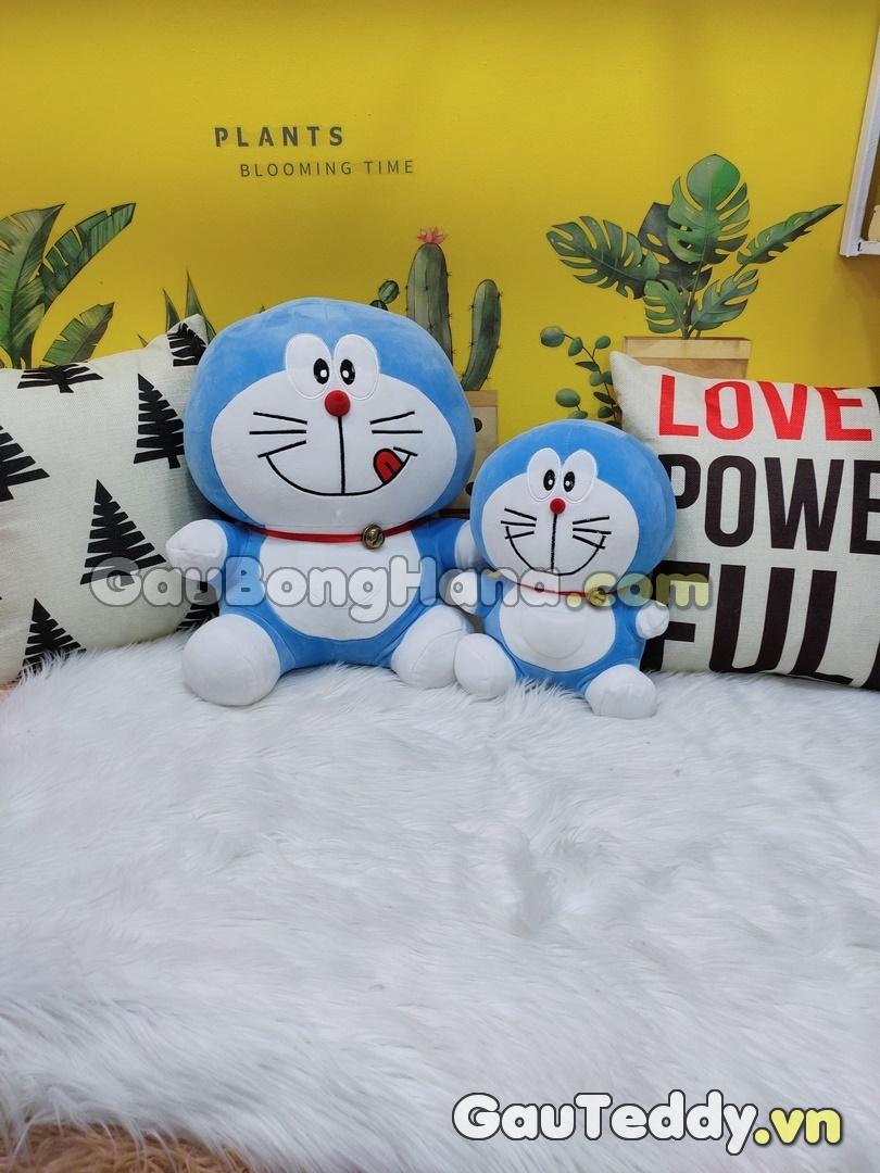 Doraemon Lè Lưỡi