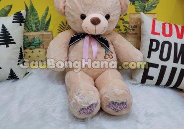 Gấu Bông Mochi Nâu