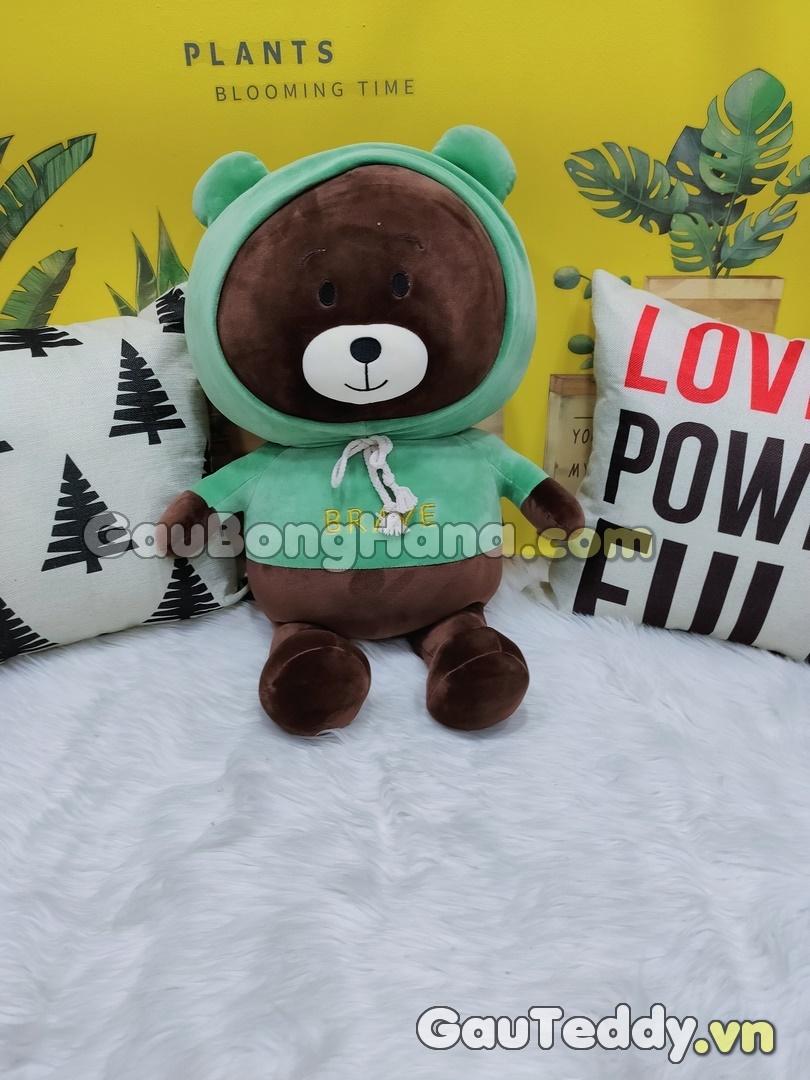 Gấu Brown Brave