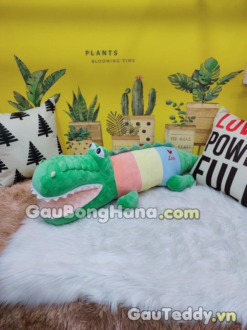Cá Sấu Bông Love