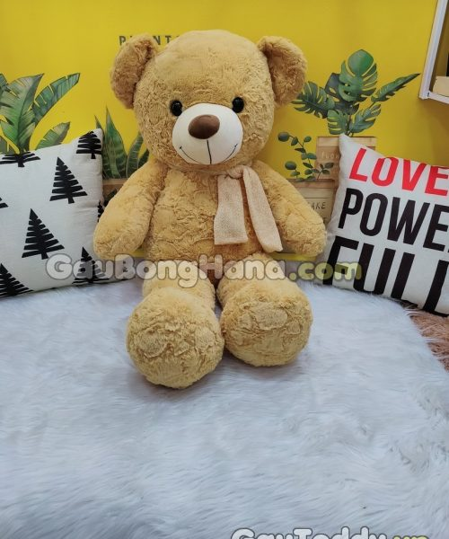 Gấu Bông Jesse Vàng