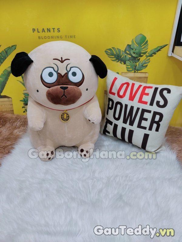 Chó Pug Nhồi Bông